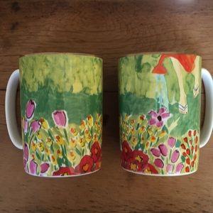 Kate Spade ♠️ Mugs
